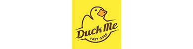 Logo Duck Me
