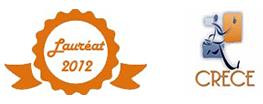 Lauréat Crece 2012
