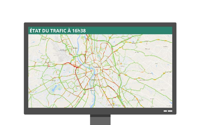 CityMeo info trafic