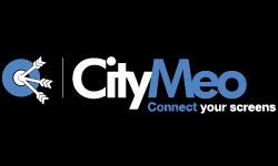 Logo CityMeo invert